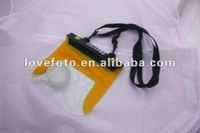 New PVC waterproof camera bags phones diving case