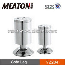 Most popular modern polished legs