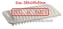 Air filter Toyota Avensis/Caldina/Corolla/Scion TC/ Voltz/will vs/wish air cleaner car filter 178010D010 17801-22020 1780122020