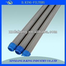Sold stainless steel filter cartidge