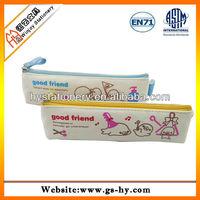 Personalized custom logo printed pencil case