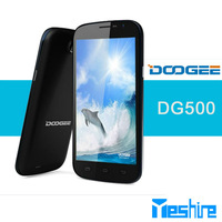 Made in China quad core smartphone Doogee discovery DG500 mtk6589 1.2GHz Mobile Phone