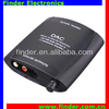USB+Coaxial+Toslink Audio Digital to Analog Audio Converter