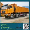 china 8x4 shacman volquete camiones de transporte para el ruso