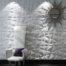 unique design feature gypsum wall panels