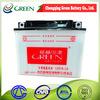 good quality lead acid motorcycle electric spotlightBatteries12v (12N7B-3A))