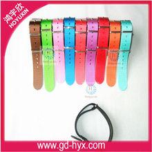 Nylon nato watch strap, colorful ribbon watch band