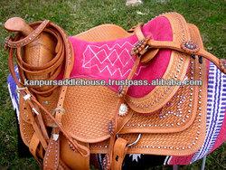 Designer comfortable Western Saddle
