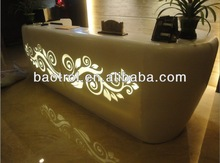 Modern Stone Display Retail / Retail Store Fixture / Shop Display Fittings For Retail Stores