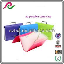 26 pocket portable a5 expanding carry file case
