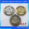 Custom sports metal sale old coins medallion metal challenge coin medal for commemorative souvenir gifts