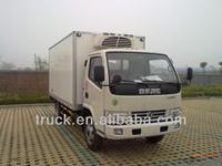 mini refrigerator freezer Trucks,china cold van truck ,freezer delivery truck