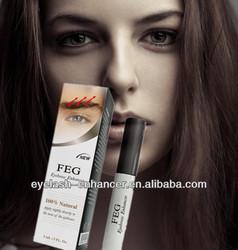 Wholesale eyebrow cosmetic FEG eyebrow growth brush