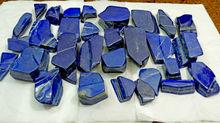 (CIG) naturale lapislazzuli caduto pietre preziose dell'afghanistan