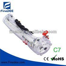 C7Car emergency safety emergency hammer flashlight