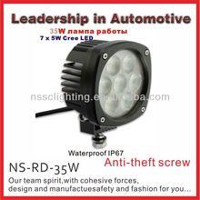 NSSC NEW arrival cree led light bar offroad SUV 5W CREE high power led offroadwork lighy,HIGH LUMEN