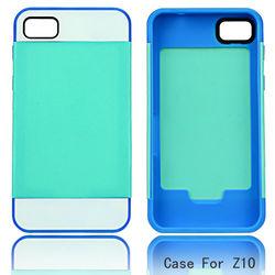 Cheap custom made mobile phone cases for blackberry z10