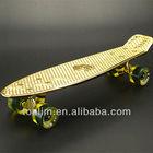 100% Canadian maple skateboard