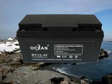 Payment O/A L/C B/L D/C available 12v 65ah 12v nimh rechargeable battery
