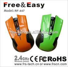 high resolution dpi adjustable wireless computer gaming mice