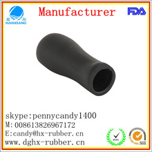 Dongguan factory customedcustom rubber grip ball pen