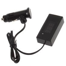 12 V / 24 V Mini Auto voltmètre numérique LED de voiture stabilisateur de tension Gauge régulateur de tension 12 V de voiture