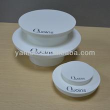 2014 china fornecedor bolo elegante pilares