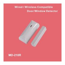 Door open/closed SMS notice wireless door entry motion detector