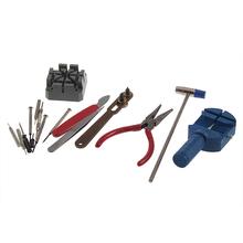 High Quality 13-Piece Watch Repair Tools Deluxe Watch Repair Tool Kit