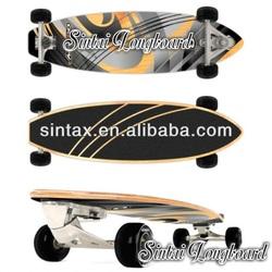 Sector 9 Fractal Sidewinder 9x36 Complete Longboard Skateboard