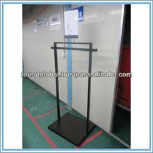 Custom Brand Coat/Apparel/Garment/Clothes Display Rack