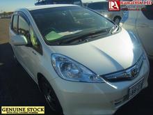 Stock#34137 HONDA FIT HYBRID USED CAR FOR SALE [RHD][JAPAN]