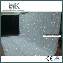 2014 New Design High Quality White LED Star Light Curtain for Sale