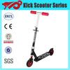 CE 125mm rubber wheel kick scooter