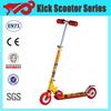 CE trick kids kick scooter with light