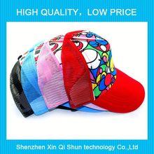 Factory Sale Custom Logo knit children hat with flower