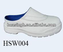XM,fashionable clog/slipper warm mesh fabric lining lightweight multi functional food plant sandals
