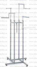 Metal display stand/metal display rack/clothes display rack(RHB-MCR02)