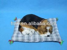 Super Soft Plush Pet Bed Breathing And Sleeping Dog