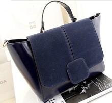 Newly arrival elegant women leather nucelle bag,leather handbag
