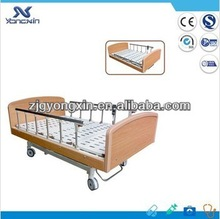 Three Function Electric Home Care Bed for patient recovery