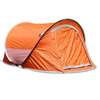 190T Polyester Automatic Pop Up Single Layer Tents Camping