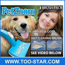 Pet Zoom / Pet Grooming Brush / Pet Comb