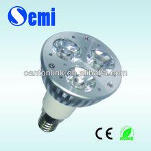 hot sales-3*1W led spotlight 250 LM ,MR16/E27/E14