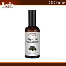 liagrxin 100% pure argan oil liquid for hair care and skin care. OEM