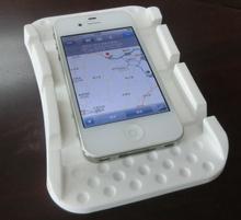 New chioce non slip silicone cell phone holder for desk