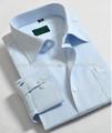 OEM Mens CVC 60/40 Dobby Office Dress Shirts Uniform Shirt for Men