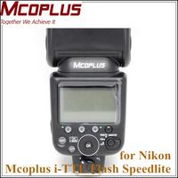 MCOPLUS i-TTL Flash Speedlite as SB-900 for Nikon cannon digital camera