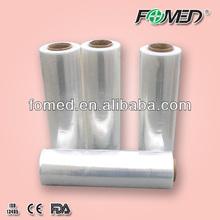 Transparent Plastic Roll PVC Plastic Film