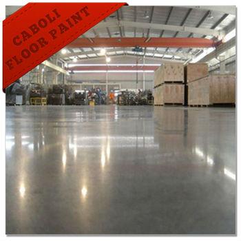 Epoxy Concrete Floor Paint For Warehouse